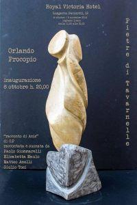Orlando Procopio - Pietre di Tavarnelle
