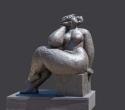 La scultura di Franco Mauro Franchi a San Miniato