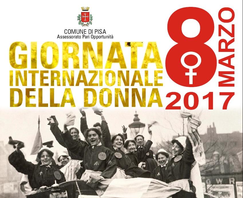 Marzo delle Donne a Pisa