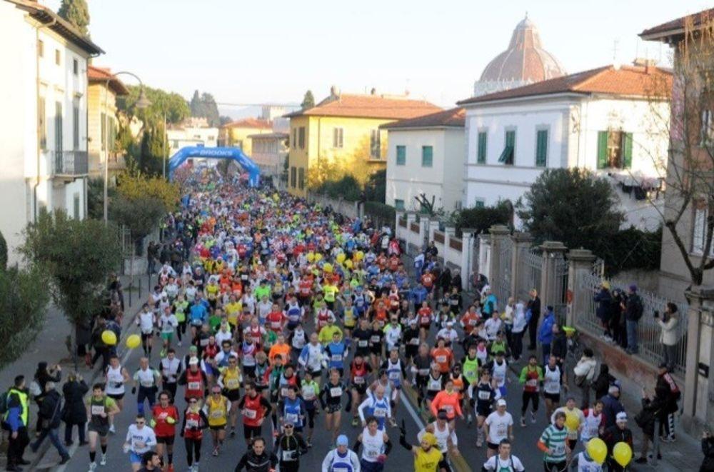 Maratona di Pisa: il 18 dicembre si chiude l'anno di Città Europea dello Sport