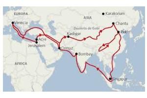 Mostra fotografica Il viaggio di Marco Polo