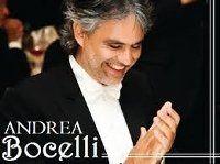 13 luglio 2013 ANDREA BOCELLI in Concerto ad appena 20 km. da appartamenti La Rocca