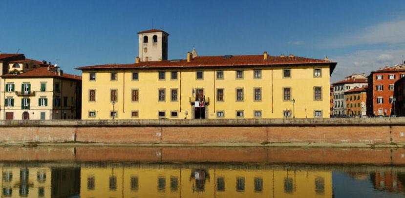 III Itinerario Pisa, da piazza del Duomo a piazza Garibaldi