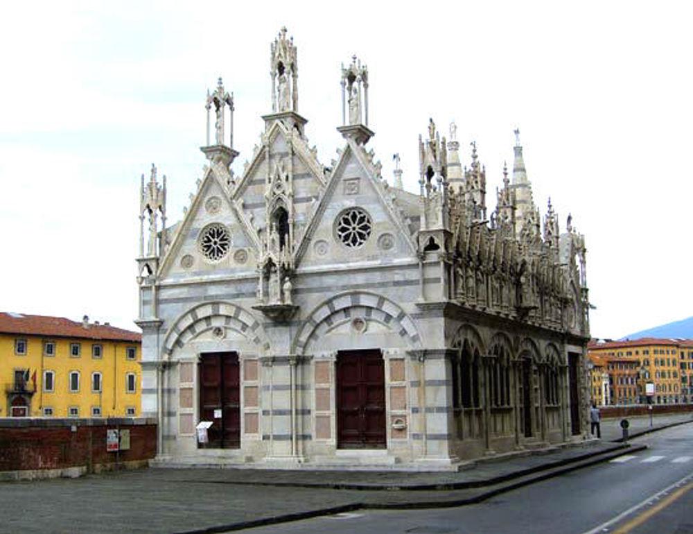 VI Itinerario Pisa