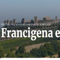 Via Francigena in Toscana