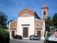 Chiesa di Santo Stefano extra Moenia - Pisa