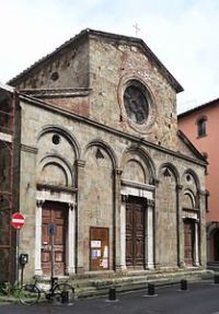 Church of Sant'Andrea Pisa