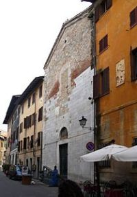 Chiesa di Santa Eufrasia Pisa