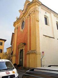 Chiesa di Santa Apollonia  Pisa