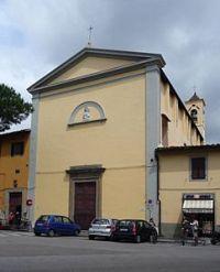 Chiesa di San Torp� - Pisa