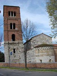 Chiesa di San Michele degli Scalzi, Pisa