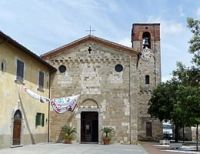 Chiesa di San Michele Arcangelo - Oratoio, Pisa