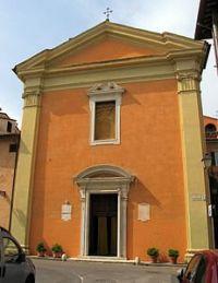 Chiesa di San Giuseppe Pisa