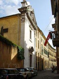 Chiesa di San Giovanni dei Fieri - Pisa