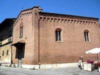 Chiesa di San Giorgio degli Innocenti o dei Tedeschi-Pisa