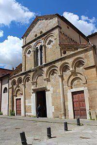 Chiesa di San Frediano Pisa
