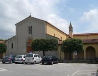 Chiesa di San Donnino - San Giusto - Pisa