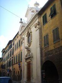 Chiesa di Maria Maddalena Pisa