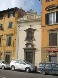 Chiesa della Madonna dei Galletti Pisa