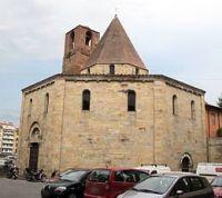 Chiesa del Santo Sepolcro Pisa
