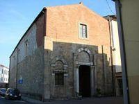 Chiesa dei SS Jacopo e Filippo in Orticaia Pisa