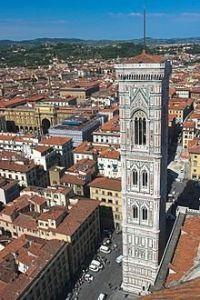 Castello e torre campanaria - Pisa