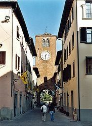 Torre Campanaria - Castelfranco di Sotto - Pisa