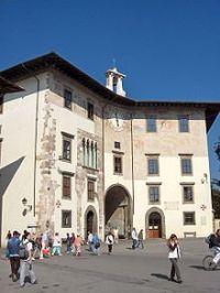 Palazzo dell'Orologio - Pisa