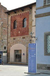 Palazzo Giuli Rosselmini Gualandi Pisa