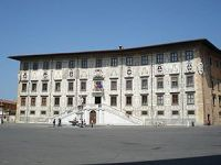 Palazzo della Carovana o dei Cavalieri di Pisa