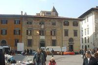 Palazzo del Collegio Puteano - Pisa