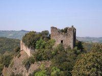 Rocca di Montanino - Casciana Terme, Pisa
