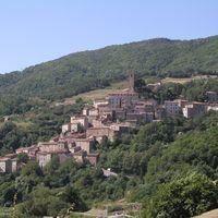 Castelnuovo Val di Cecina en Pisa