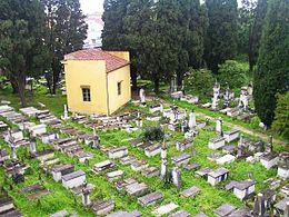 Cimitero Ebraico Pisa