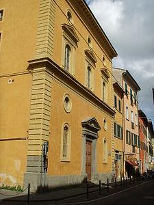 Synagogue Pisa