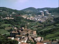 LARDERELLO e l'energia geotemica  (energia pulita ricavata dal vapore naturale)