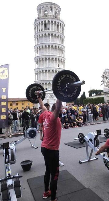 Pisa citt� europea dello sport 2016 Un anno di eventi