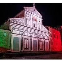 Nuova illuminazione nella Basilica di San Miniato a Monte Firenze