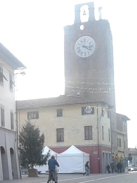 Torre Campanaria Cascina - Pisa