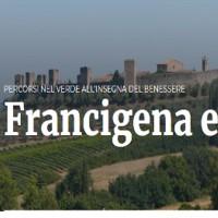 Via Francigena in Tuscany