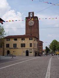 Torre Civica - Cascina - Pisa