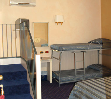 foto Hotel Villa Primavera camere